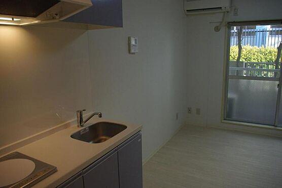 一棟マンション-新宿区北新宿3丁目 居間