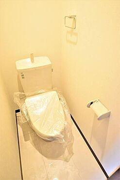 戸建賃貸-仙台市青葉区青葉町 トイレ