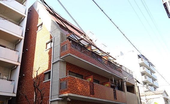 マンション(建物一部)-神戸市灘区福住通5丁目 落ち着いた印象の佇まい