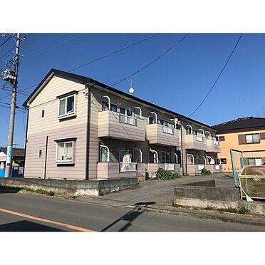 アパート-坂東市岩井 外観