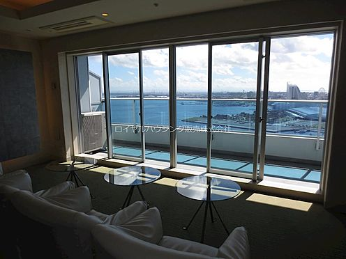 中古マンション-横浜市神奈川区栄町 スカイラウンジ(32階)