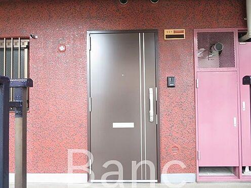 中古マンション-足立区東和3丁目 玄関ドア