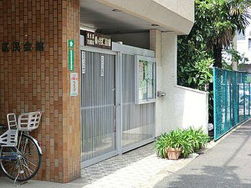 マンション(建物全部)-渋谷区幡ヶ谷3丁目 周辺環境:幡ヶ谷第二保育園