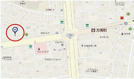 ビル(建物全部)-杉並区堀ノ内1丁目 地図