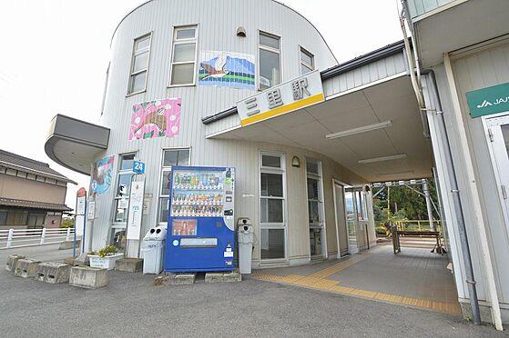 アパート-いなべ市大安町平塚 三岐鉄道「三里駅」徒歩12分。