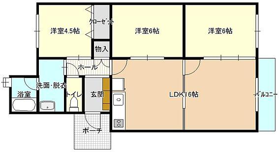 マンション(建物一部)-神戸市垂水区高丸8丁目 フルリノベーションで室内も綺麗です