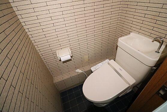 アパート-富士宮市大中里 トイレ
