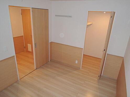 アパート-大東市北条2丁目 洋室(6帖)ウォークインクローゼット(2帖)有り