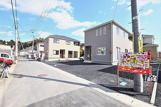 戸建賃貸-東松島市小野字裏丁 外観