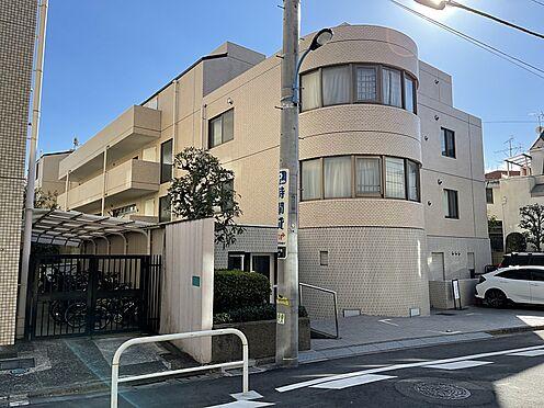 マンション(建物一部)-新宿区納戸町 外観
