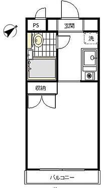 マンション(建物一部)-相模原市中央区富士見2丁目 間取り