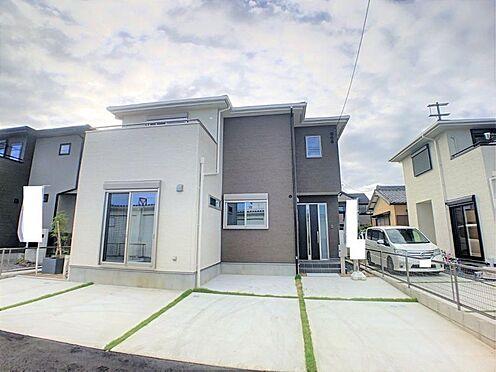 新築一戸建て-西尾市今川町石橋 まるで注文住宅!西尾市今川町に新築戸建が出ました。