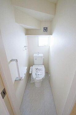 新築一戸建て-仙台市太白区羽黒台 トイレ