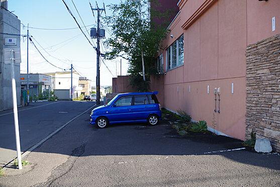 マンション(建物全部)-札幌市南区南沢四条3丁目 駐車場