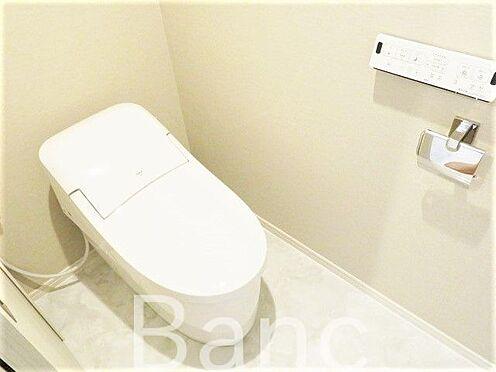 中古マンション-台東区竜泉2丁目 ウォシュレット付高機能トイレ。