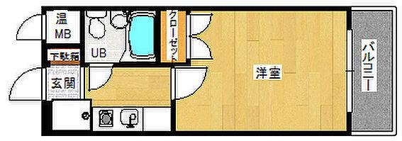 中古マンション-福岡市南区井尻1丁目 間取り