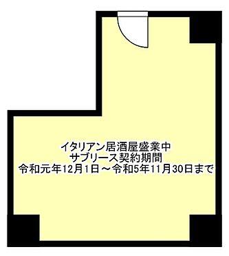 店舗(建物一部)-千代田区岩本町2丁目 間取り