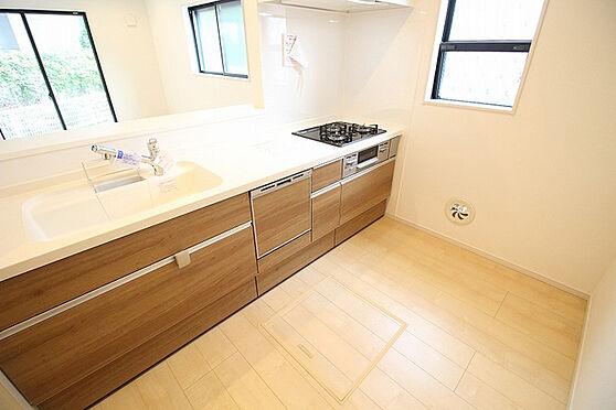 新築一戸建て-調布市富士見町3丁目 キッチン