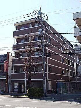 マンション(建物一部)-板橋区坂下3丁目 外観綺麗なタイル貼り