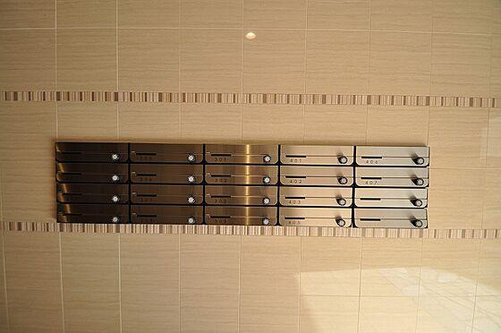 ビル(建物全部)-福岡市南区平和2丁目 安心のダイヤル錠付き集合ポスト