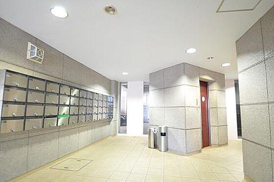 マンション(建物一部)-大阪市浪速区元町1丁目 綺麗なエントランス