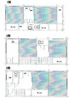 店舗事務所(建物全部)-墨田区太平2丁目 間取り
