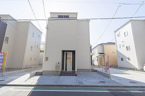 新築一戸建て-仙台市若林区若林1丁目 外観