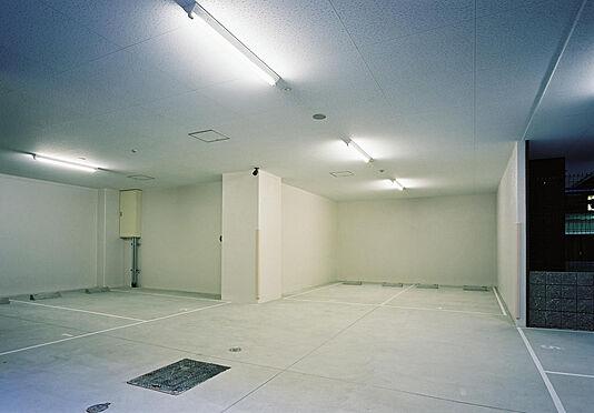 マンション(建物一部)-大阪市天王寺区上本町5丁目 屋内平置駐車場