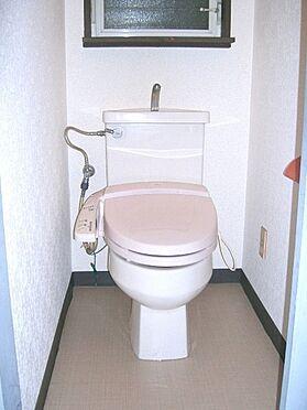 店舗付住宅(建物全部)-京都市東山区宮川筋7丁目 トイレ