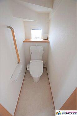 戸建賃貸-仙台市太白区松が丘 トイレ