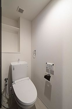 マンション(建物全部)-目黒区大橋2丁目 トイレ