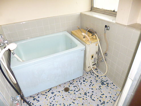 アパート-足立区堀之内1丁目 風呂