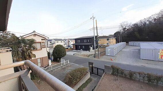 中古一戸建て-東松山市山崎町 2階からの風景
