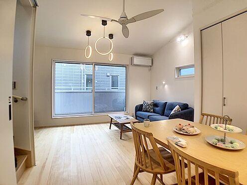 新築一戸建て-刈谷市荒井町1丁目 2階にLDK水廻りがまとまり洗濯干しまでながら家事ができます