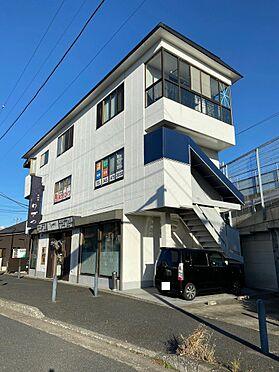 店舗事務所(建物全部)-横浜市神奈川区三枚町 年間収益581万円、現状満室稼働中。賃借人の方は事業者のため、長期で入居頂いております。