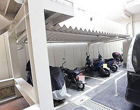 マンション(建物一部)-大阪市西区土佐堀3丁目 バイク置場あり