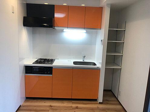 マンション(建物一部)-目黒区中目黒1丁目 システムキッチン