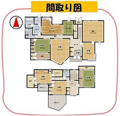 中古一戸建て-額田郡幸田町大字深溝字明本田 駐車スペースは三台分ございます☆