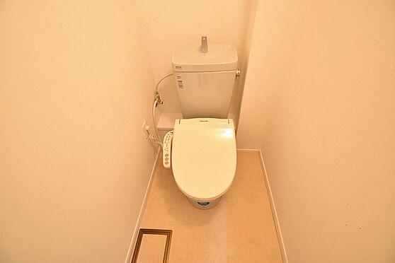 中古マンション-江東区南砂2丁目 トイレ