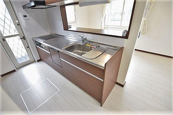 戸建賃貸-名取市植松4丁目 キッチン