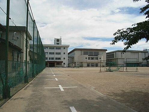 土地-富山市本郷町 【中学校】富山市立堀川中学校まで3337m