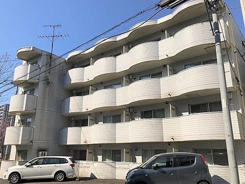 マンション(建物全部)-札幌市白石区東札幌三条4丁目 外観