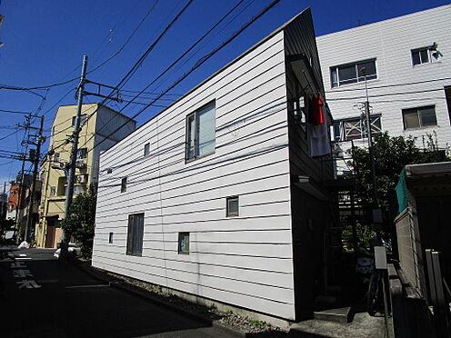 アパート-新宿区富久町 外観
