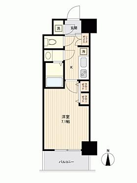 マンション(建物一部)-大阪市北区中崎2丁目 間取り