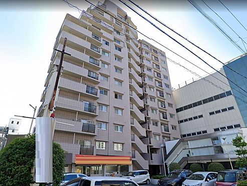 マンション(建物一部)-大阪市生野区中川2丁目 外観