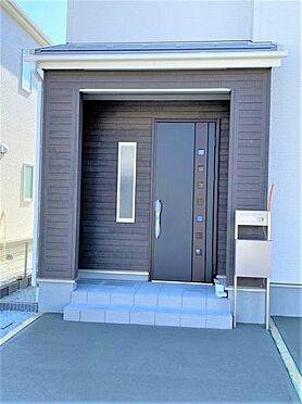 新築一戸建て-大崎市古川沢田字筒場 玄関
