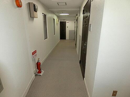 中古マンション-千代田区平河町1丁目 共用廊下は内廊下設計になっております。