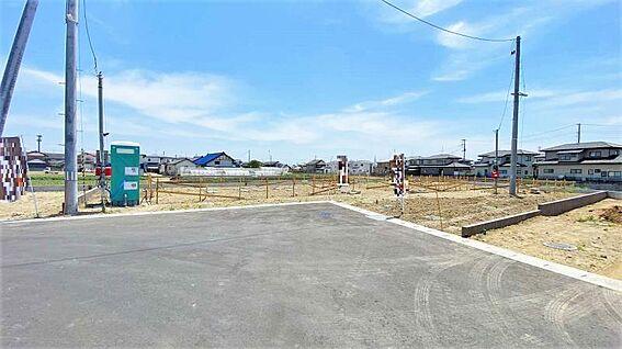新築一戸建て-仙台市太白区袋原1丁目 外観