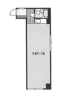 マンション(建物一部)-中央区日本橋人形町3丁目 間取り