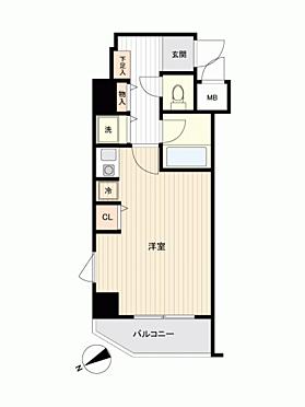 マンション(建物一部)-豊島区雑司が谷2丁目 間取り